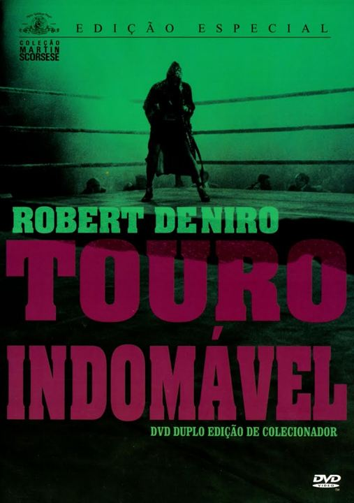 Touro Indomável : Poster