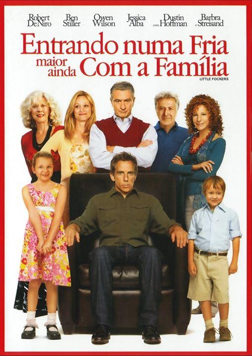 Entrando Numa Fria Maior Ainda com a Família : Poster