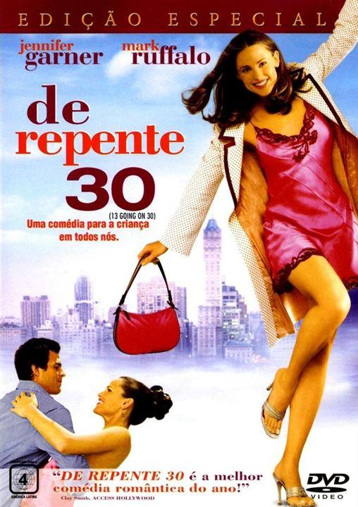 De Repente 30 : poster