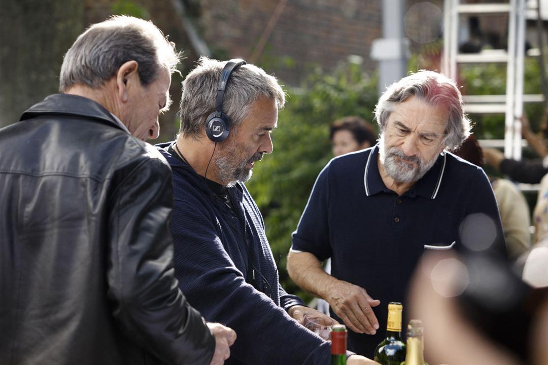 Foto Luc Besson, Robert De Niro