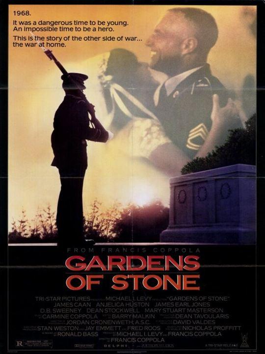 Jardins de Pedra : Poster