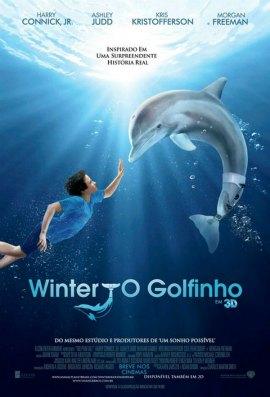 Winter, o Golfinho : Poster