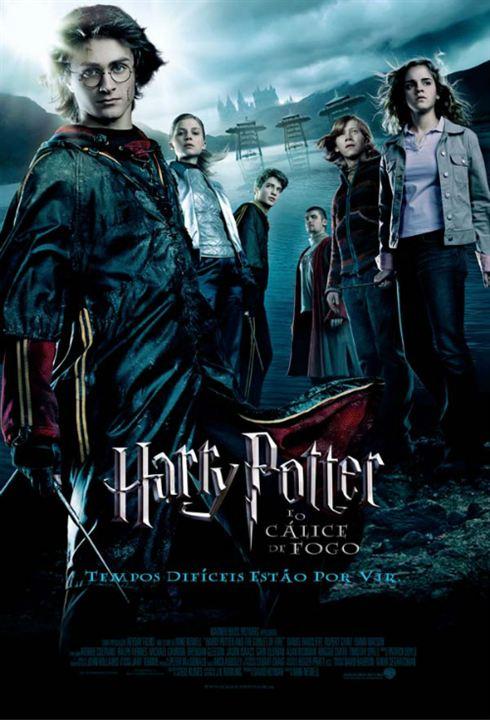 Harry Potter e o Cálice de Fogo : Poster