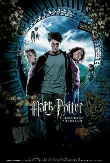 Harry Potter e o Prisioneiro de Azkaban : Poster