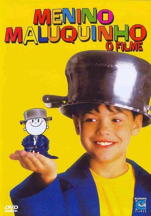 Menino Maluquinho - O Filme : Poster