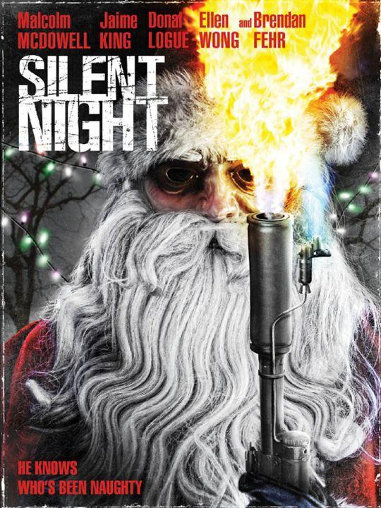Natal Sangrento : Poster
