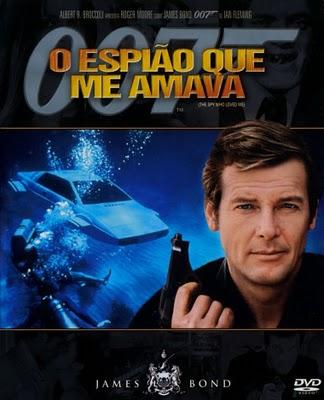 007 - O Espião Que Me Amava : poster