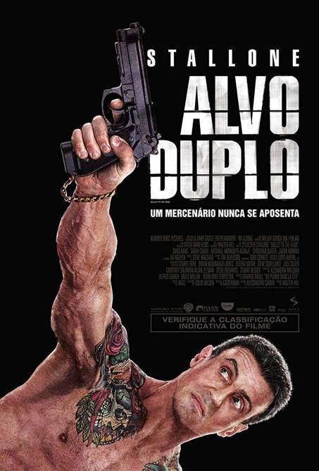 Alvo Duplo : Poster