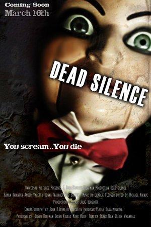 Gritos Mortais : Poster