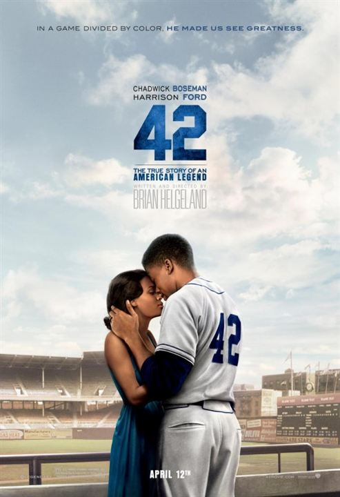 42 A Historia De Uma Lenda Poster Poster 4 Adorocinema