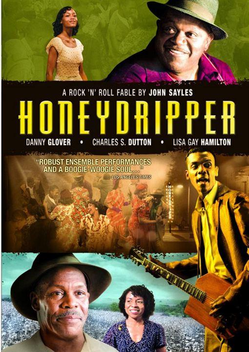 Honeydripper - Do Blues ao Rock : Poster
