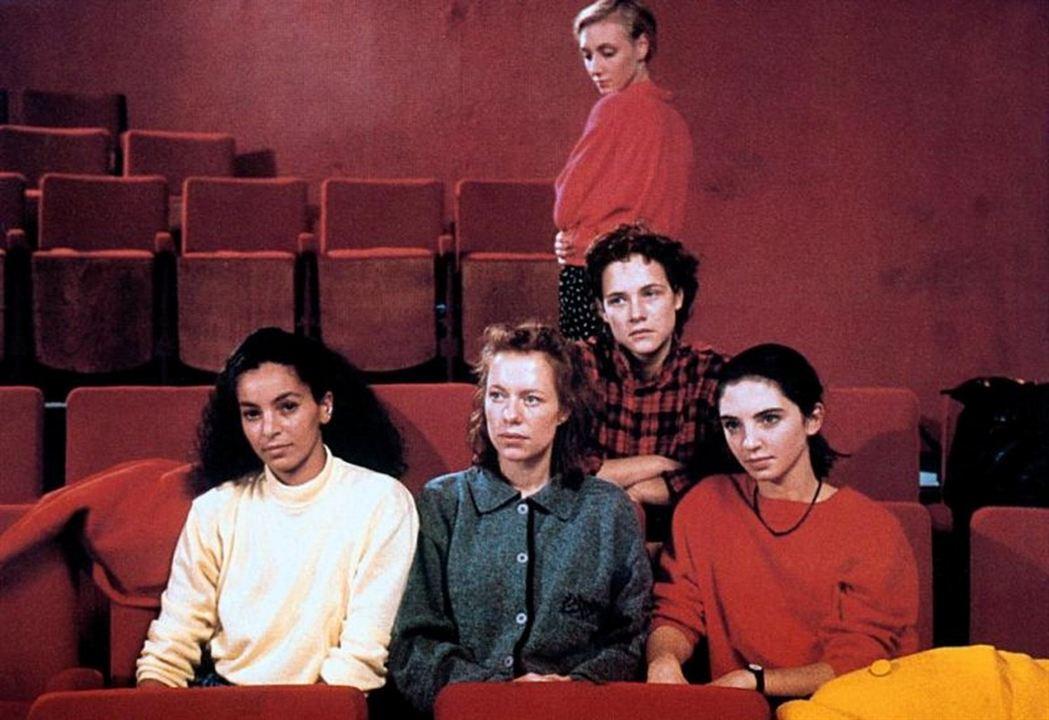 O Bando das Quatro : Foto Fejria Deliba, Ines de Medeiros, Laurence Côte, Nathalie Richard