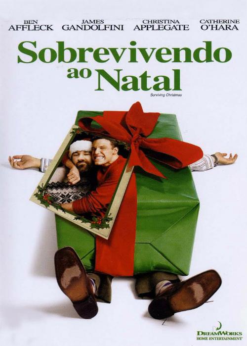 Resultado de imagem para Sobrevivendo ao Natal, poster