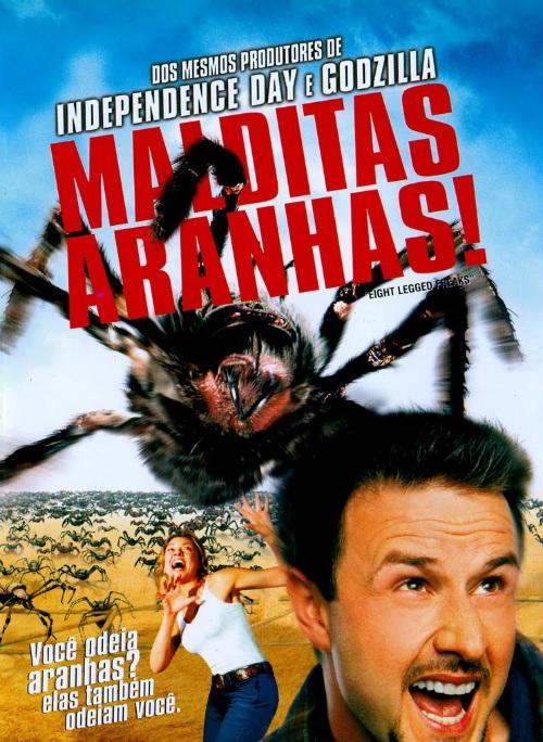 Malditas Aranhas! : poster