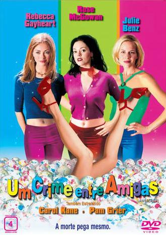 Um Crime Entre Amigas : Poster
