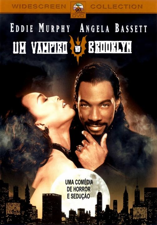 Um Vampiro no Brooklyn : Poster