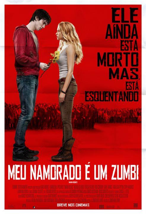 Meu Namorado é um Zumbi : Poster