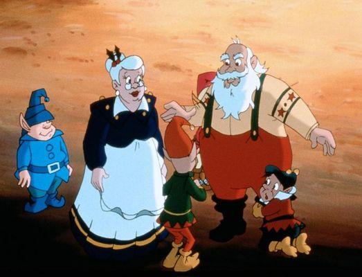 Rudolph - A Rena do Nariz Vermelho, O Filme