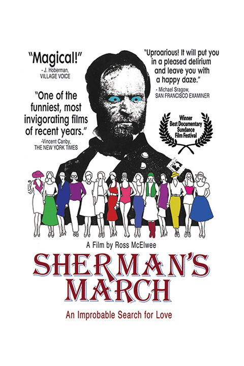 Sherman's March : Poster