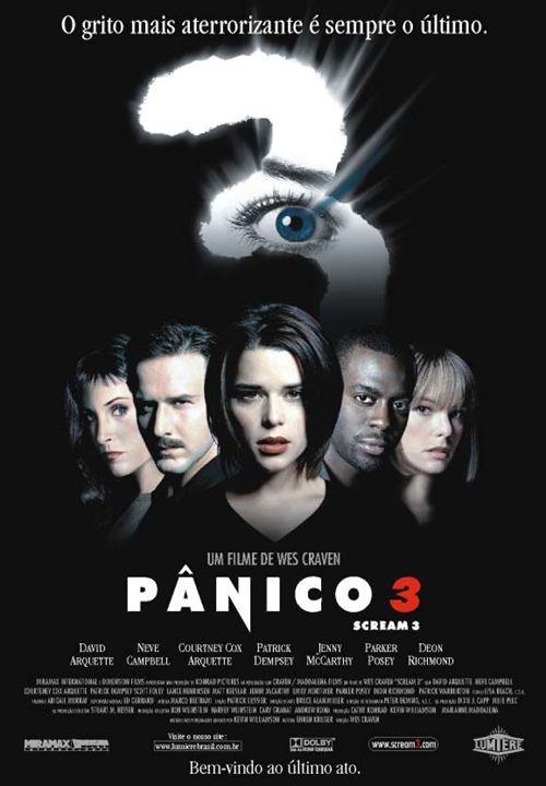 Pânico 3 : Poster