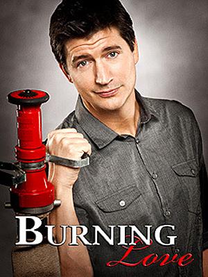 Burning Love : Poster
