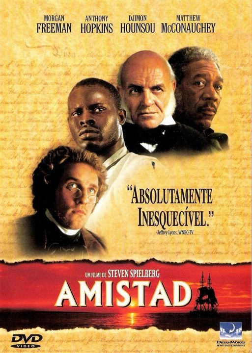 Amistad : Poster
