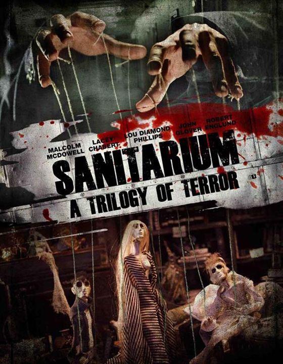 Sanitarium : Poster