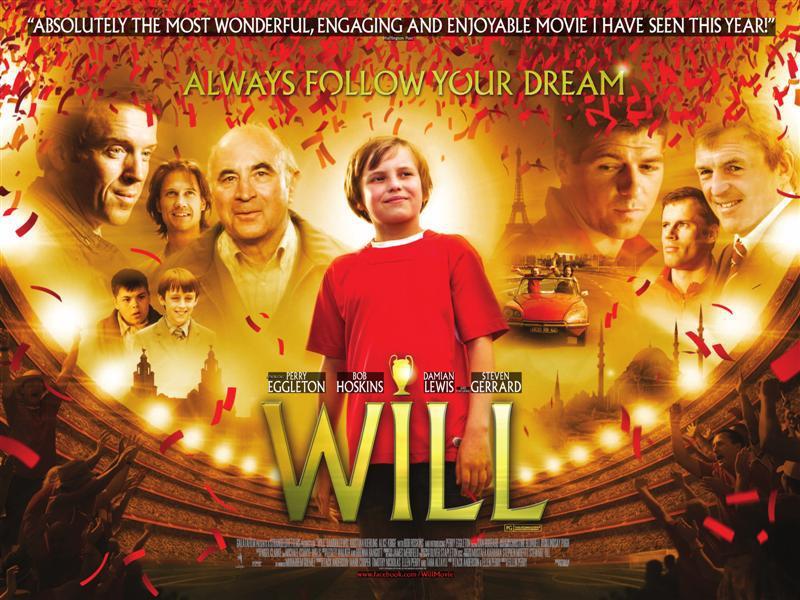 Will - Em Busca do Sonho : Poster