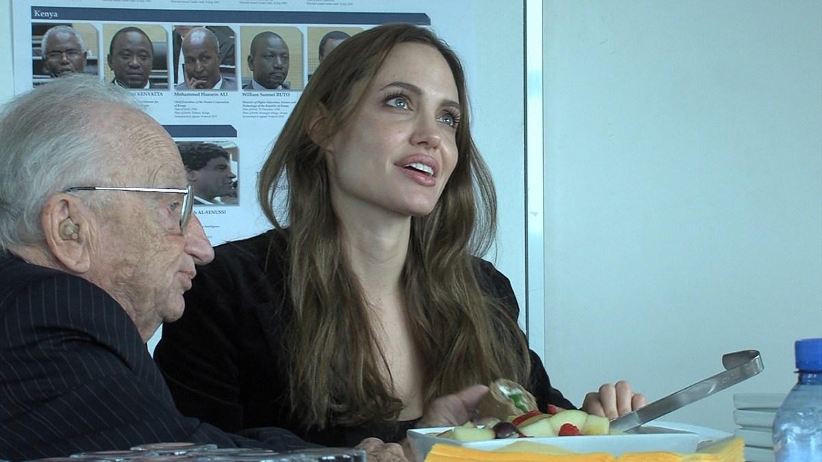 The International Criminal Court : Foto Angelina Jolie