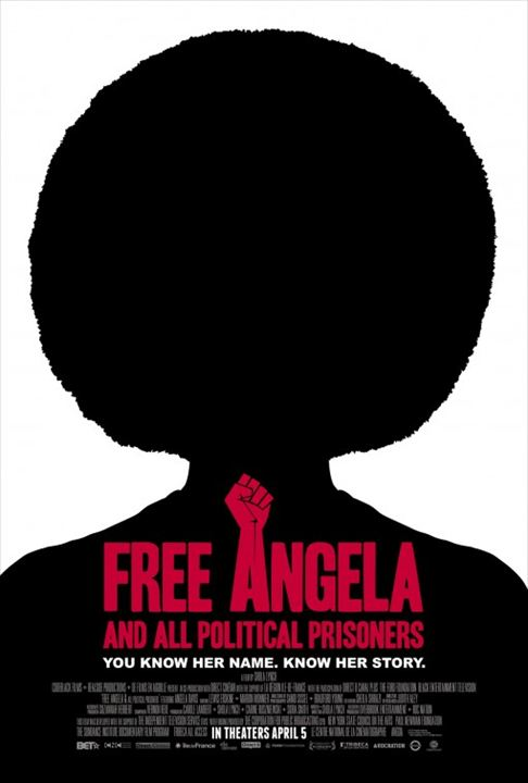 Libertem Angela Davis : Poster