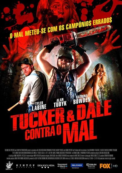 Tucker & Dale Contra o Mal - Poster