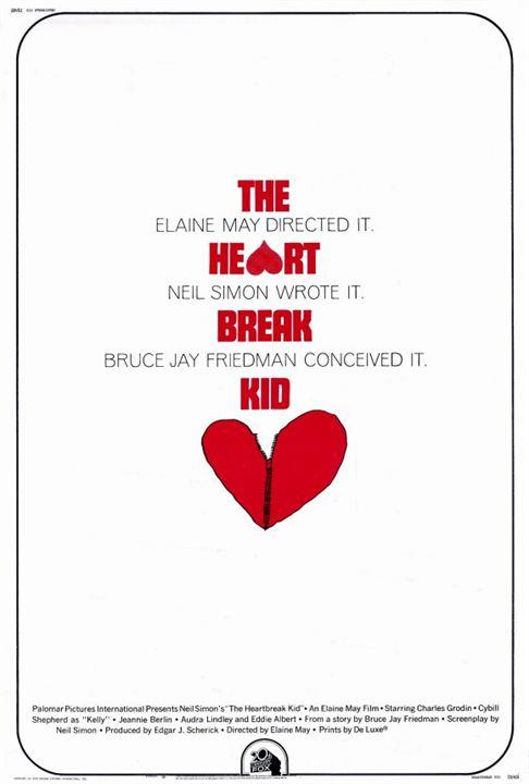 O Rapaz Que Partia Corações : Poster