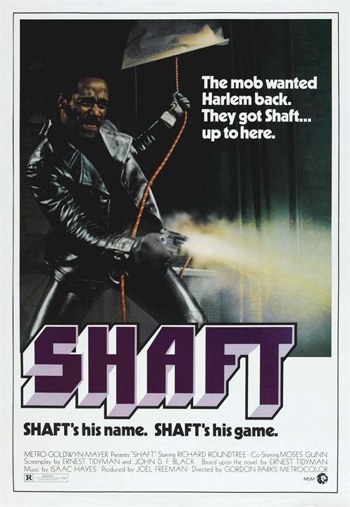 Shaft : Poster