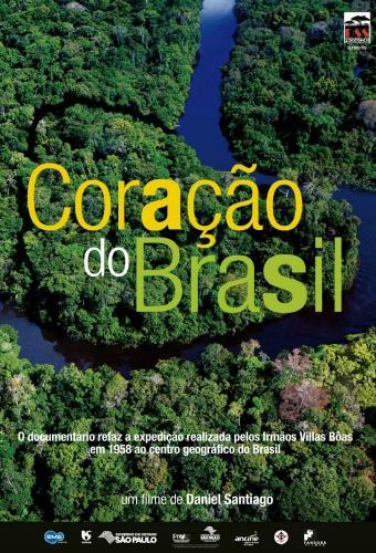 Coração do Brasil : poster