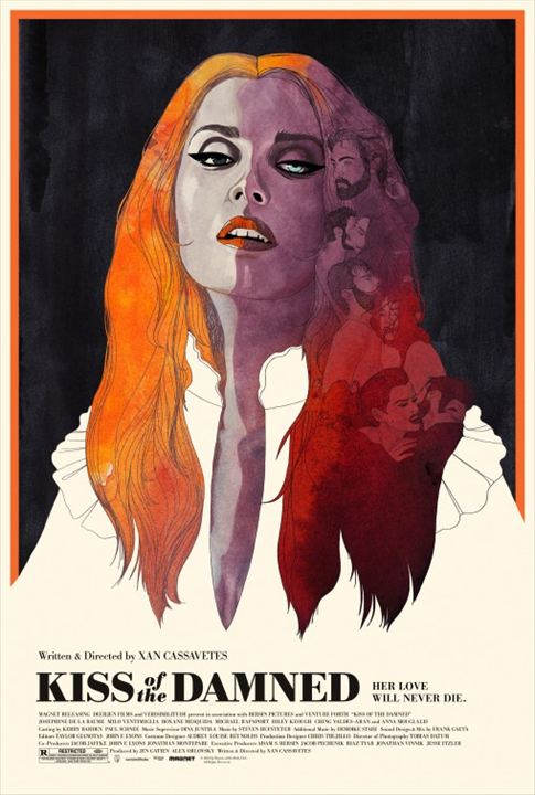 Kiss of the Damned : Poster