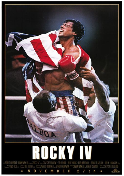 Rocky 4 : Poster