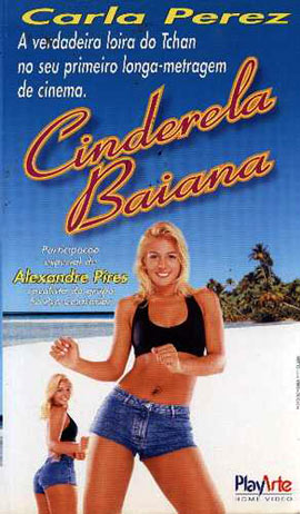 Cinderela Baiana : Poster