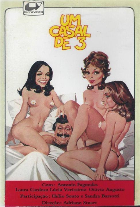 Um Casal de 3 : Poster