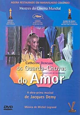 Os Guarda-Chuvas do Amor : Poster