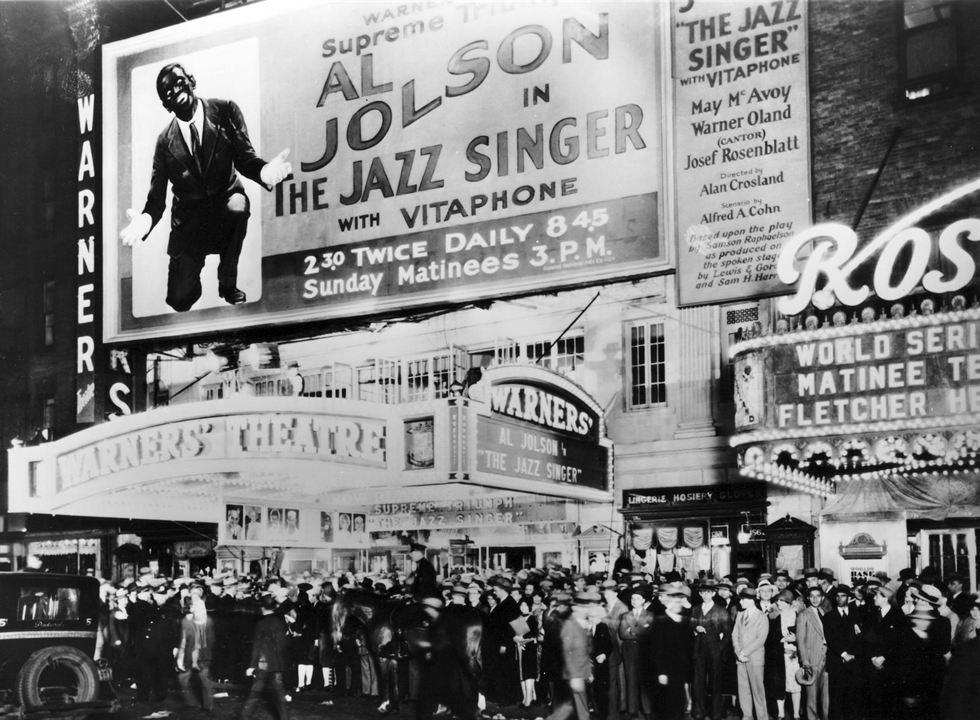 1927: O som do jazz