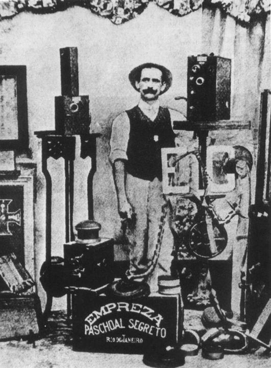 1897: Os irmãos Segretto