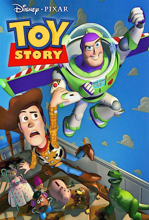 1995: Animação em CGI