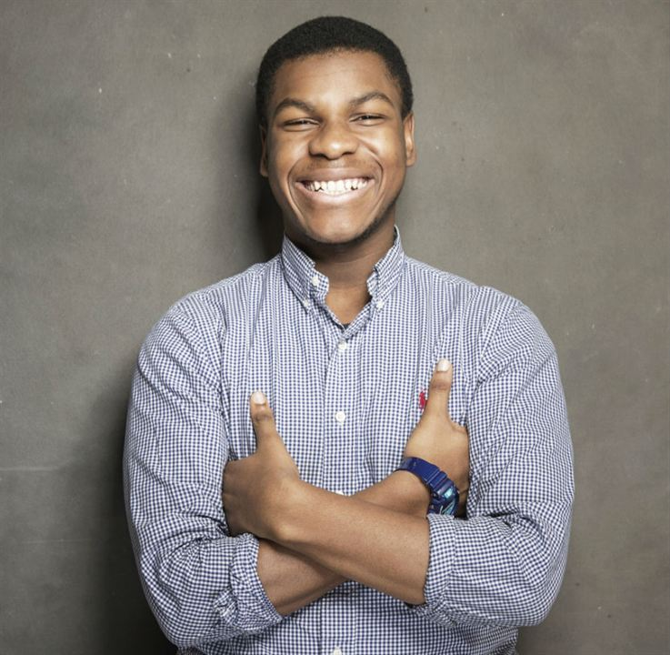 John Boyega, 23 anos