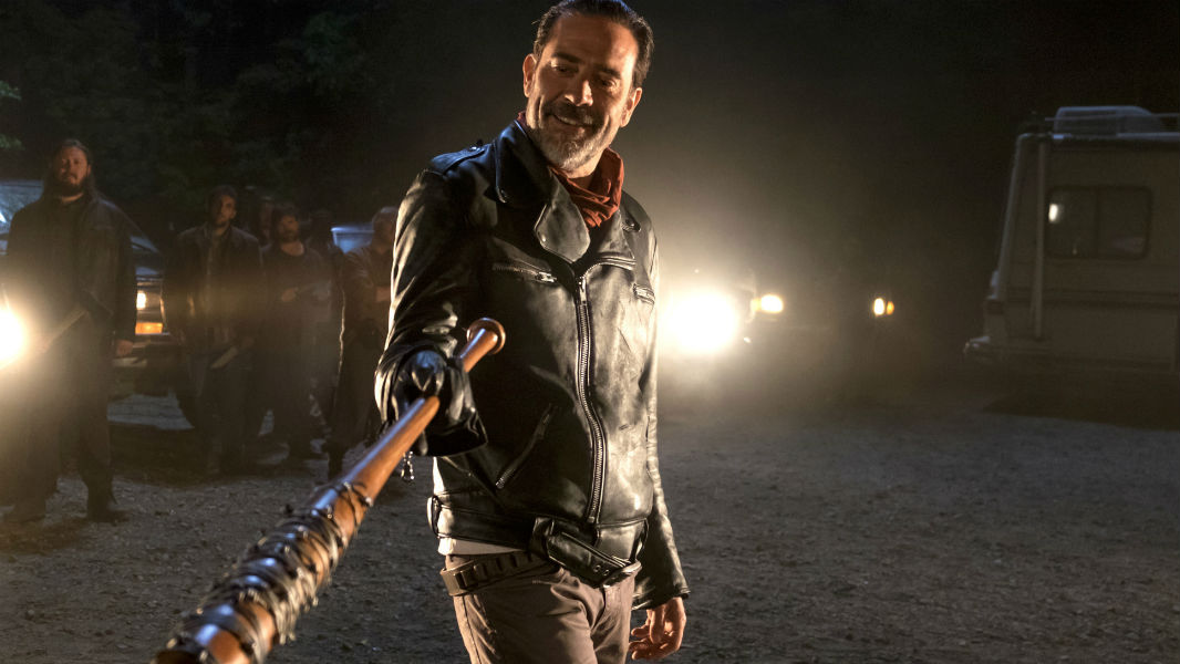 The Walking Dead - Negan e Lucille fazem a festa