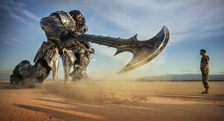 1º Transformers: O Último Cavaleiro