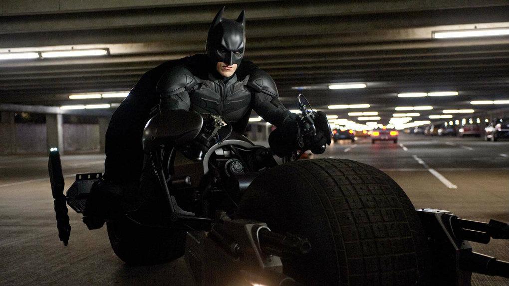 8. Batman - O Cavaleiro das Trevas Ressurge