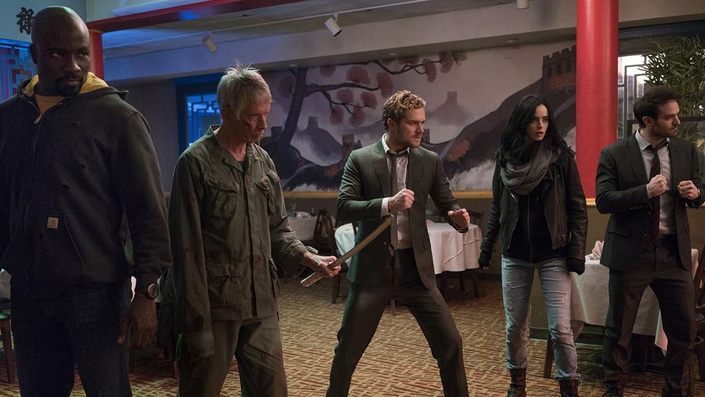 Os Defensores - Temporada 1 (Disponível na Netflix)