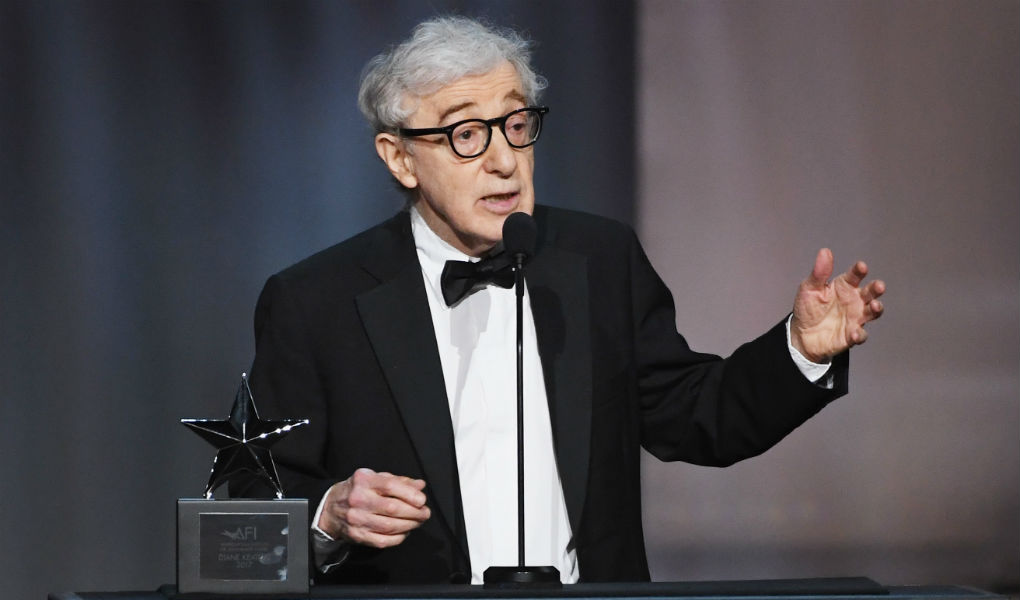 Woody Allen - roteirista de tv