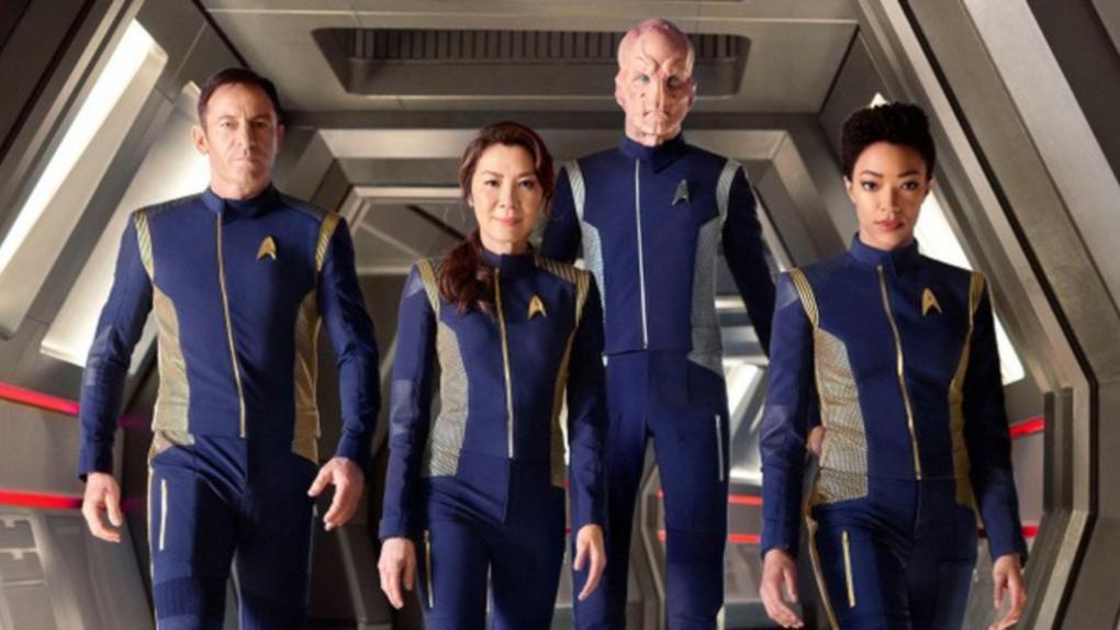 Star Trek: Discovery - Temporada 1 (Disponível na Netflix)