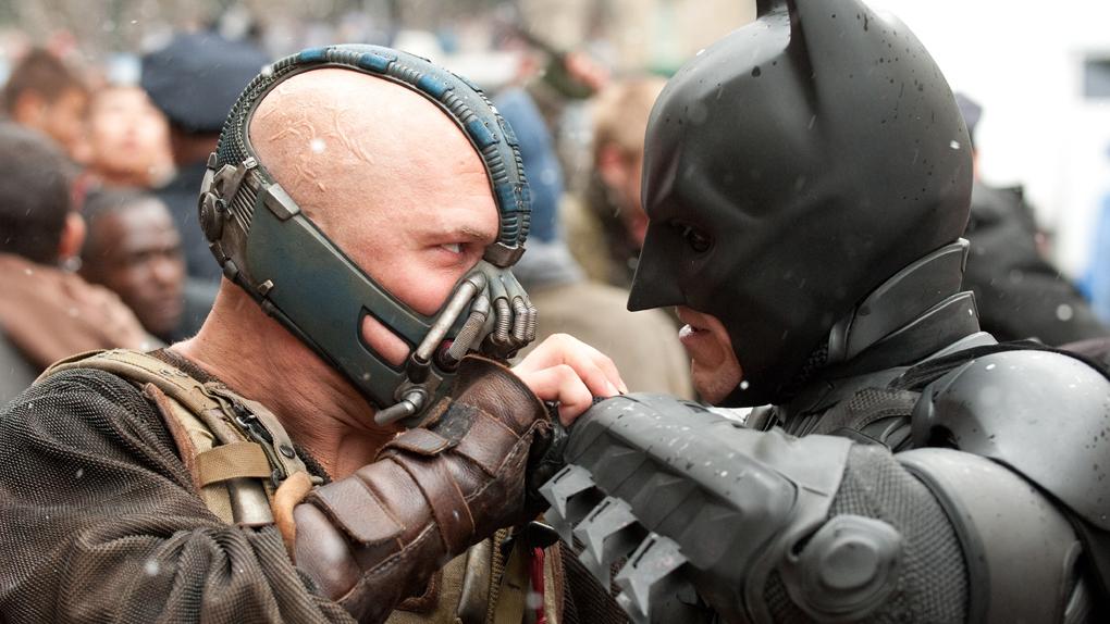 Maratona de Batman (A partir de 17h20 - Warner)